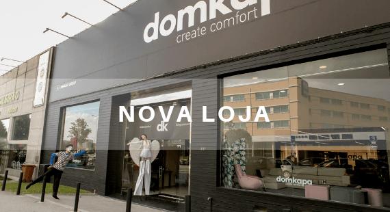 nova loja Domkapa