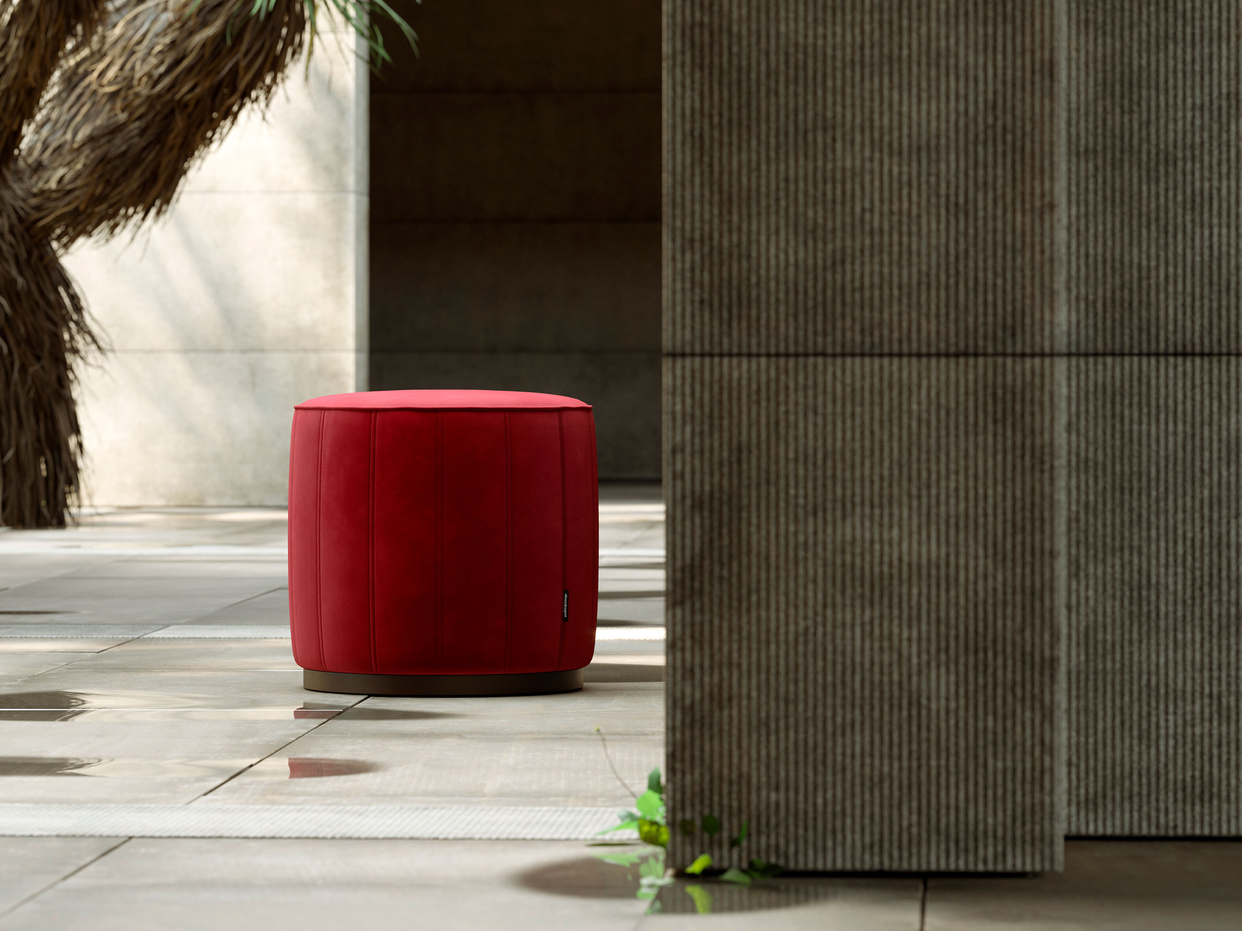 Pouf Low - Domkapa 2021 new collection - home decor