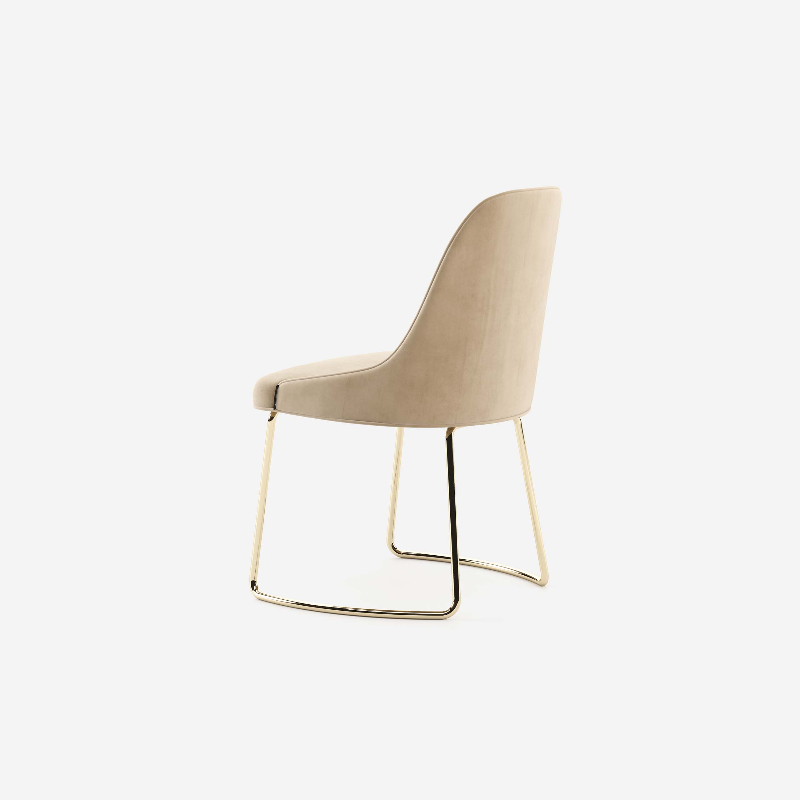 Ruah dining chair - domkapa 2021 new collection - dining room decor