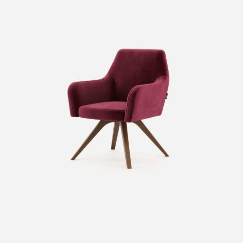 alba-archmair-living-room-projects-interior-design-home-decor-velvet-wine-red-wood-upholstered-furniture-1