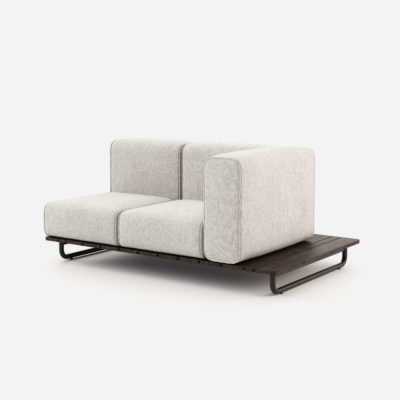 Copacabana-Sofa-with-Right-Armrest-white-outdoor-collection-summer-domkapa-upholstered-furniture-1