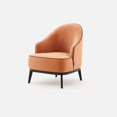 demi-armchair-chic-salmon-velvet-domkapa-upholstered-furniture-living-room-1