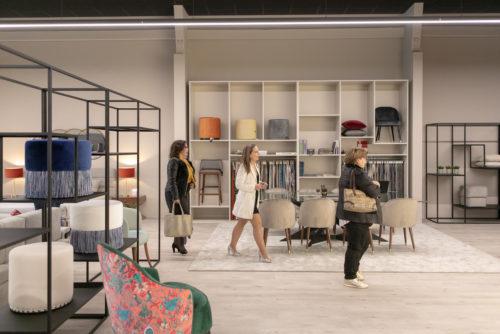 nuevo showroom