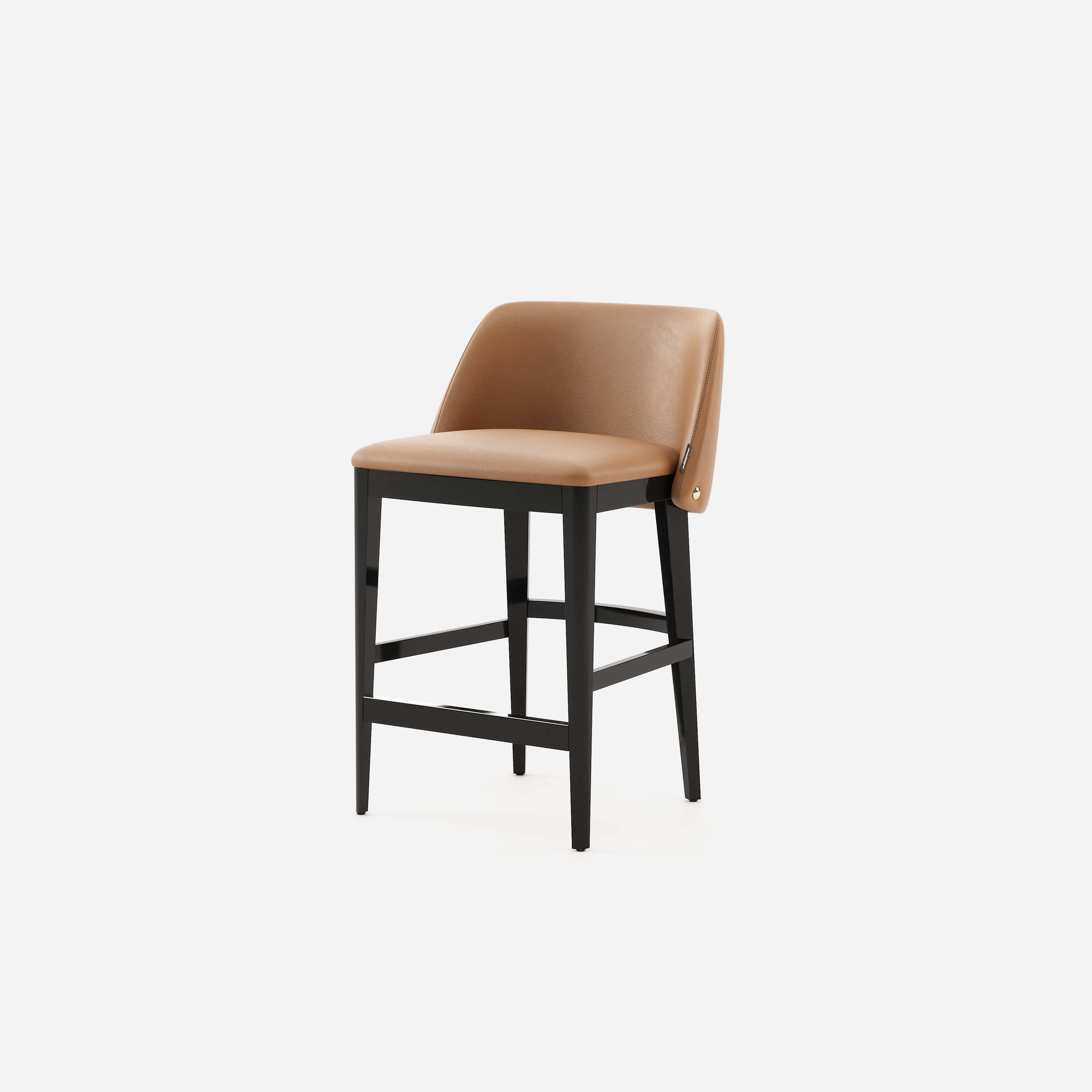 Loren-Counter-Chair-upholstered-furniture-brown-wood-leather-hotel-contract-commercial-restaurant-projects-kitchen-decor-1