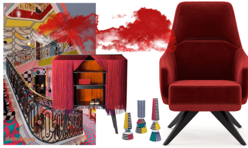 2019 Ultimate Upholstery Trends Maximalism