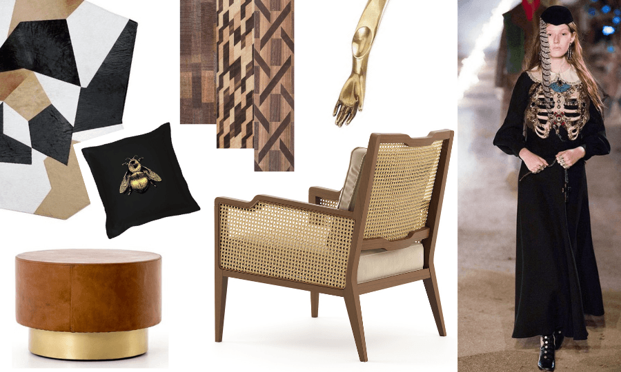 2019 Ultimate Upholstery Trends: Mixed Materials