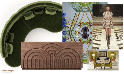 2019 Ultimate Upholstery Trends: Symmetry