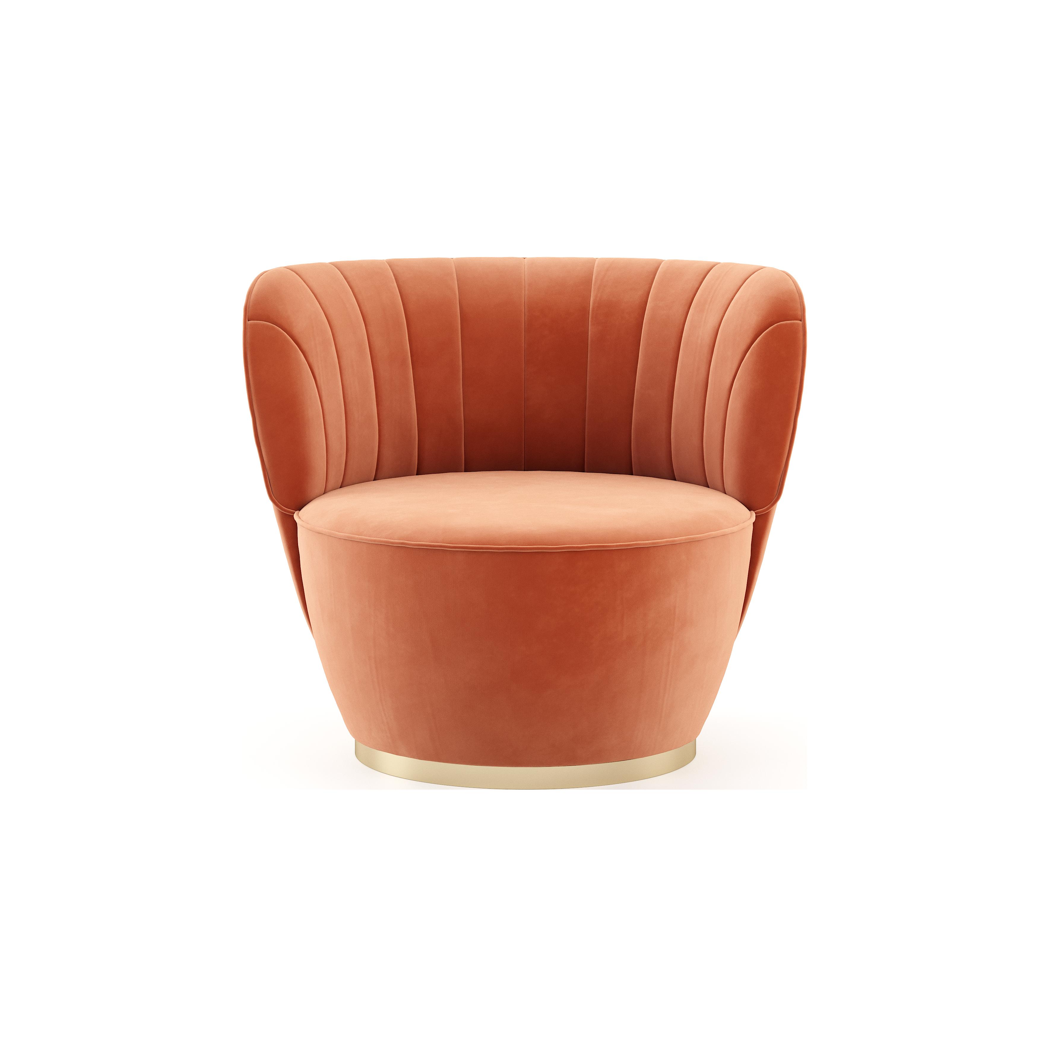 Pearl Armchair by Domkapa
