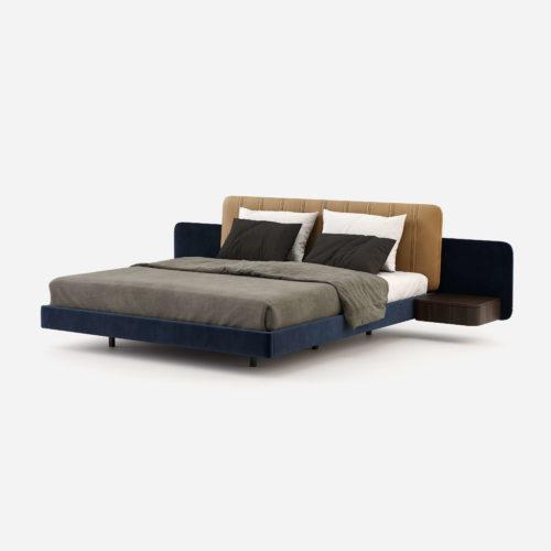 cama-amanda-decoracao-de-quartos-domkapa-veludo
