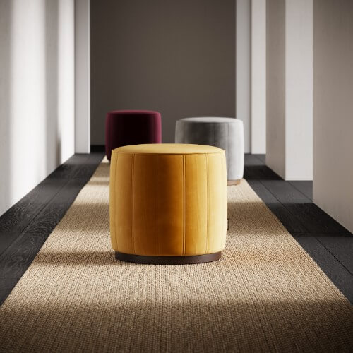 low-pouf-velvet-yellow-red-grey-puffs-confortaveis-upholstered-furniture-living-room-domkapa-portuguese-brands