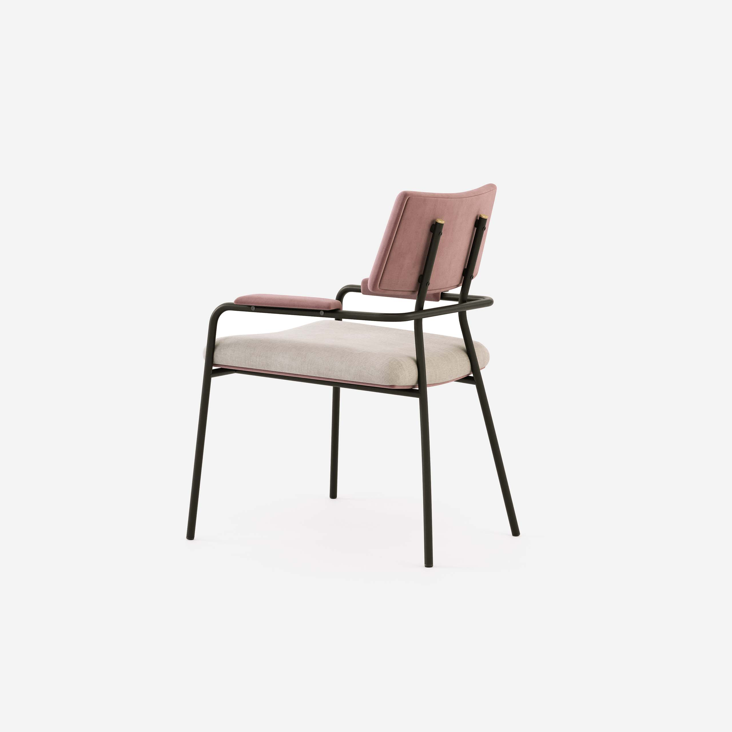 Stranger dining chair - domkapa new 2021 collection - dining room decor