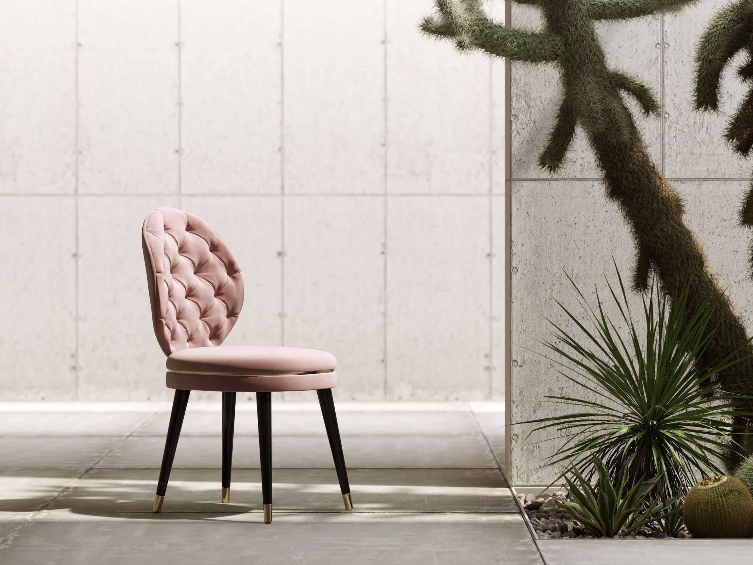 katy-chair-capitone-pink-velvet-dining-room-domkapa-5