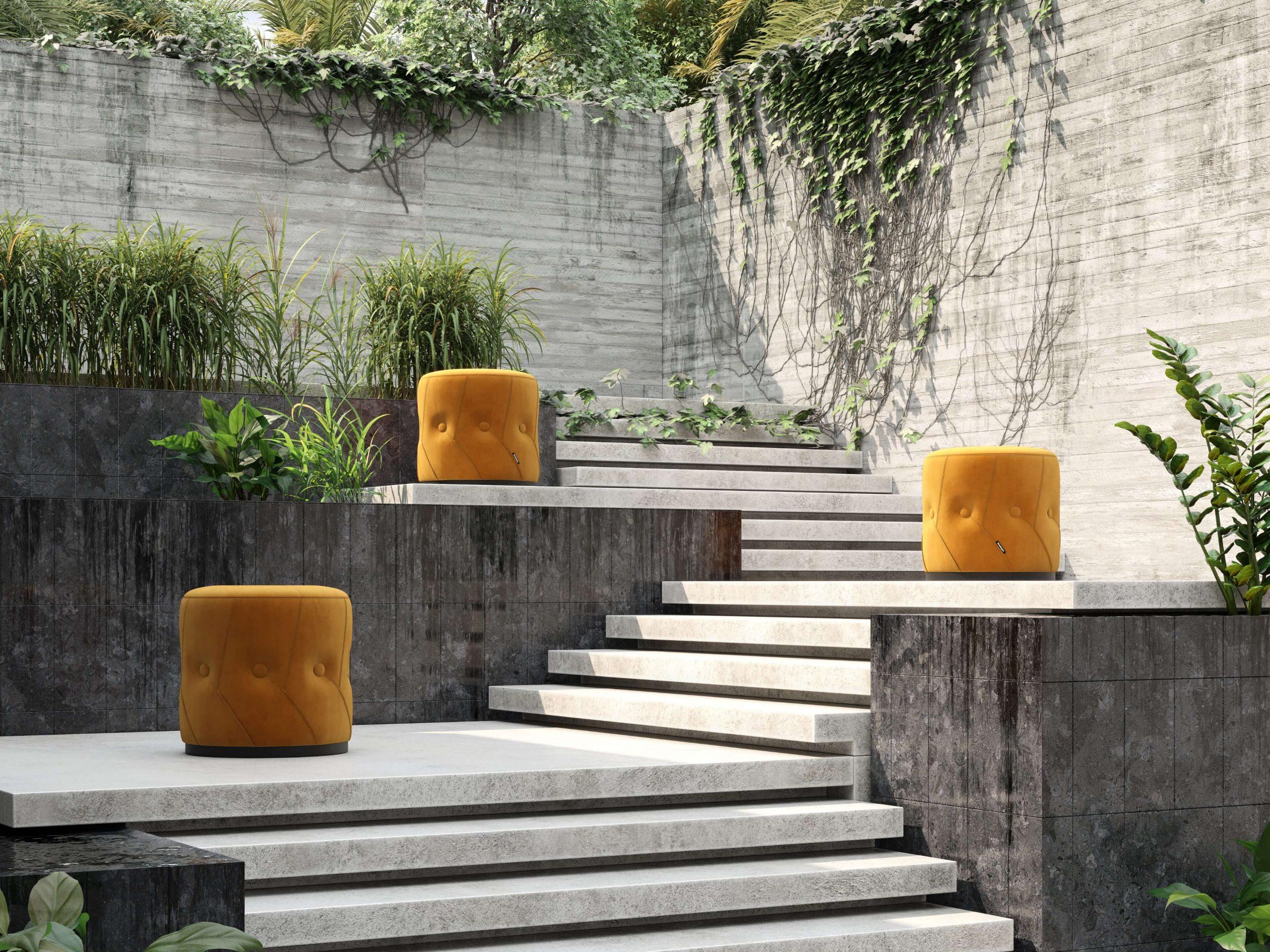leia-pouf-stool-velvet-mostaza-interior-design-domkapa-3