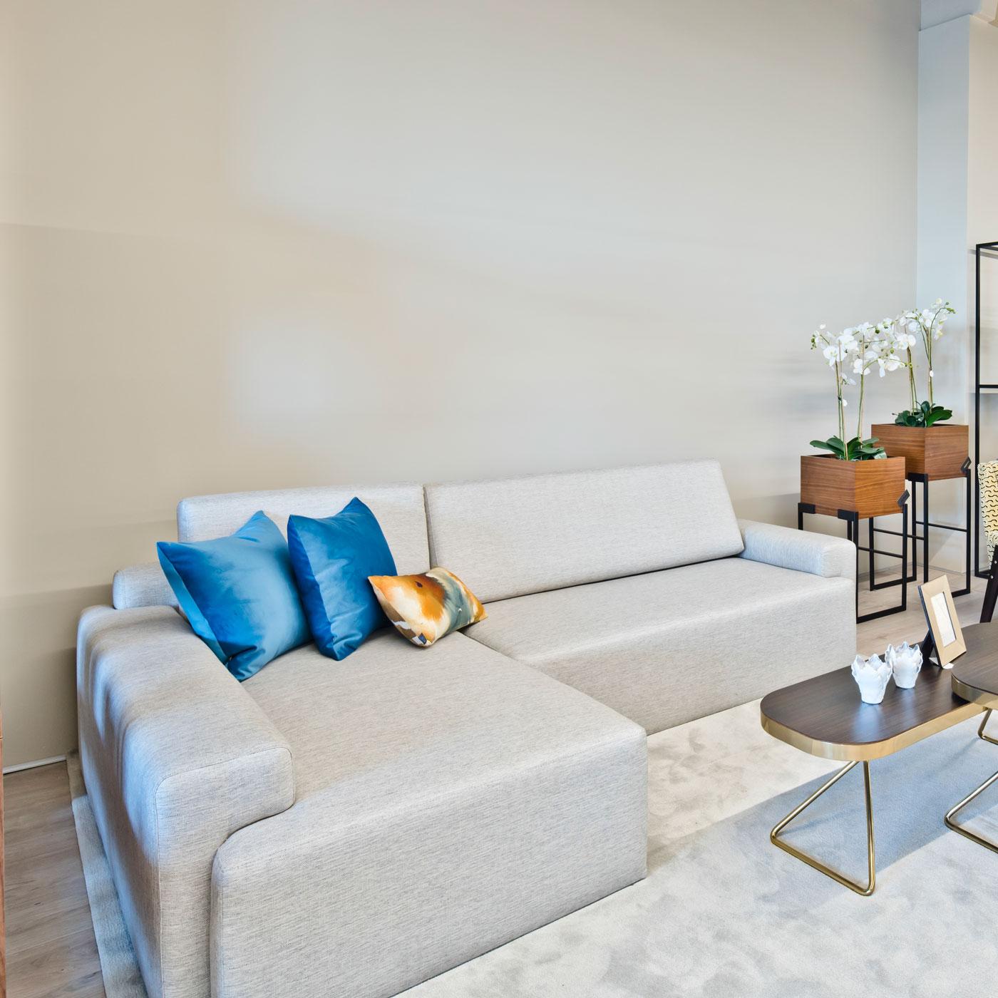 Sofa brad chaise - promoçoes escaldantes - domkapa